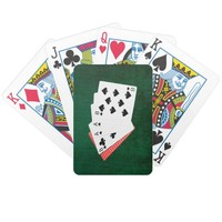 Poker Hands - Dead Man's Hand Bicycle Playing Cards