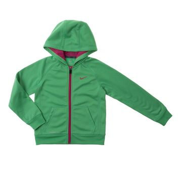 Nike Full-Zip Therma-FIT Hoodie - Girls 4-6x