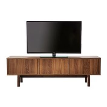 STOCKHOLM TV unit - walnut veneer - IKEA