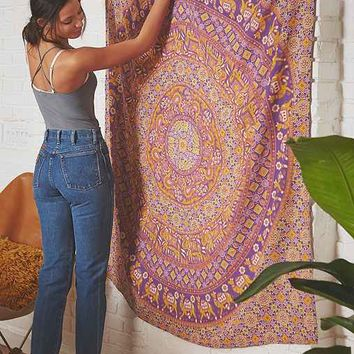 Magical Thinking Prayota Medallion Tapestry