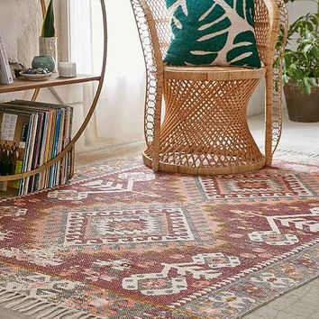 Magical Thinking Hana Kilim Printed Rug