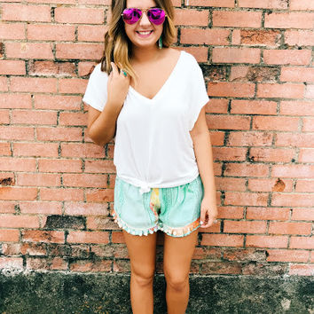 Mint Julep Shorts