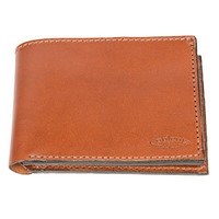 English Bridle Leather Wallet by Coblentz USA Handmade