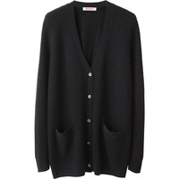 Organic by John Patrick Perfect Boyfriend Cardigan