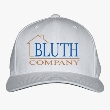 Bluth Company - Arrested Development Embroidered Baseball Cap