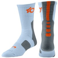 Nke Elite KD Kevin Durant Basketball Crew Socks Armory Blue - size Medium