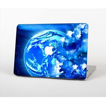 The Glowing Cloudy Planet Skin Set for the Apple MacBook Pro 15""