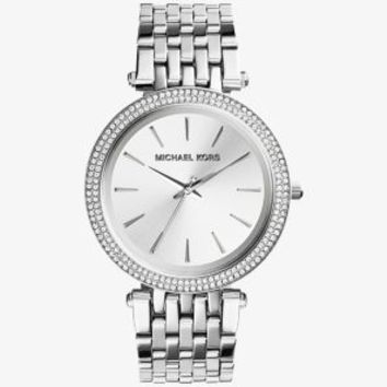 Darci Silver-Tone Watch | Michael Kors