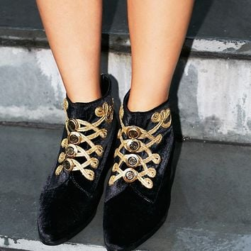 Free People Battalion Ankle Boot