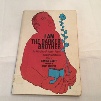 a literary analysis of anthology of american negro poetry Harris collection of american poetry and plays black poetry a supplement to anthologies which exclude black poets a supplement to.