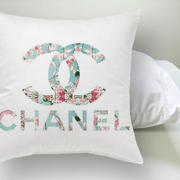 Chanel Logo pillow case