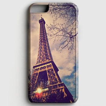 Paris Eiffel Tower Tumblr iPhone 6 Plus/6S Plus Case | casescraft