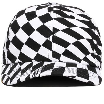 Distortion Hat White