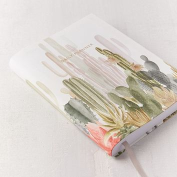 Printed Daily Planner Journal | Urban Outfitters