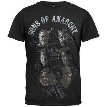 Sons of Anarchy - Reaper Cast Blend T-Shirt