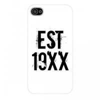 EST 19XX iPhone 5 Case - iPhone 5