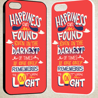Harry Potter Quote F0031 iPhone 4S 5S 5C 6 6Plus, iPod 4 5, LG G2 G3, Sony Z2 Case