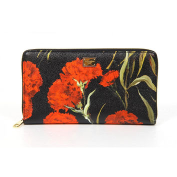 Dolce & Gabbana Ladies Leather Wallet