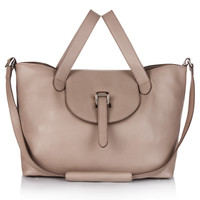 Taupe Thela Medium Bag