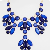 Cara Stone Bib Necklace | Nordstrom