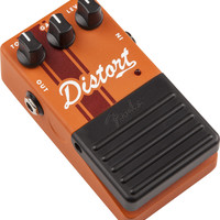 Fender Distortion Overdrive Effect Pedal