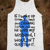 I wouldn't question it! - Get in my Closet