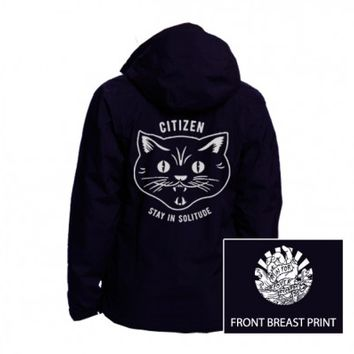 Citizen - Stay in Solitude windbreaker