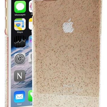 kate spade new york 'glitter' iPhone 6 Plus case