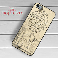 Christopher Robin Winnie The Pooh Piglet Quote Vintage - zFzF for  iPhone 6S case, iPhone 5s case, iPhone 6 case, iPhone 4S, Samsung S6 Edge