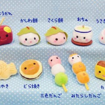 Japanese Confectioneries  - Puchimaru Series