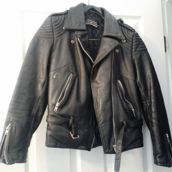 Vintage Hein Gericke Leather Jacket for Harley Davidson
