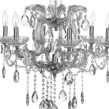 Mercer Chandelier | Sophie Holiday Dining Room Inspiration | Dining Room | Inspiration | Z Gallerie