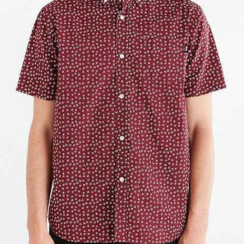 Stussy Dot Outline Button-Down Shirt