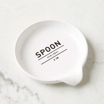 Utility Kitchen Spoon Rest