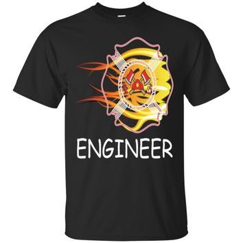 FIRE DEPARTMENT ENGINEER T-Shirts