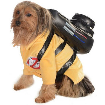 Ghostbusters Pet Costume - X-Large