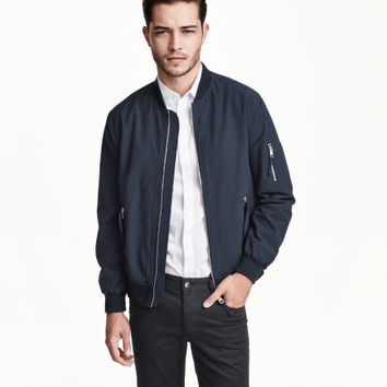 Pilot Jacket - from H&M
