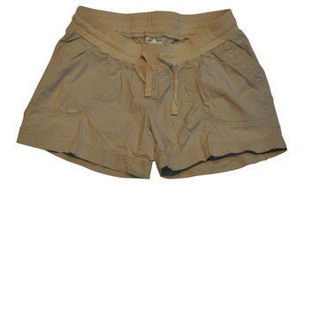 Khaki Shorts by Motherhood