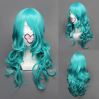 [US$ 37.99] Sailor Moon Michelle Kaioh/Sailor Neptune Cosplay Wig