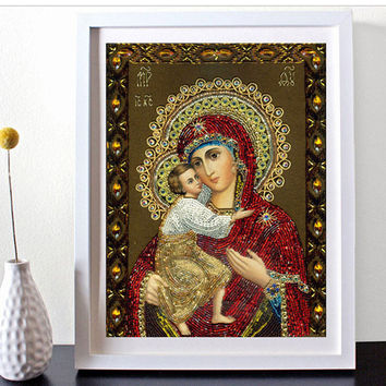 DIY 5D Goddess Diamond Embroidery Figure Painting Cross Stitch Home Decor Craft