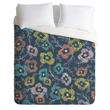 Heather Dutton Summerlicious Duvet Cover