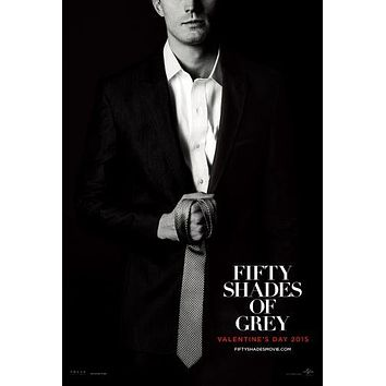 Fifty Shades Of Grey Movie poster 11inx17in 50 shades Poster 11 inch x 17 inch