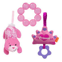 Infantino Teethe & Rattle Royal Play Set