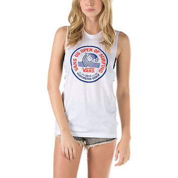 2015 USO Lock Up Muscle T-Shirt | Shop Vans US Open of Surfing Collection at Vans