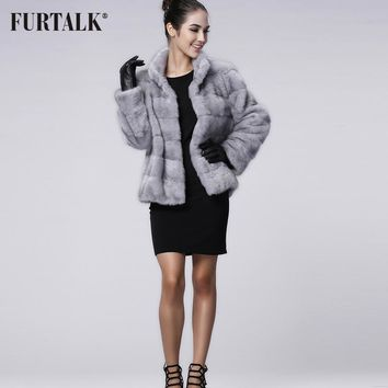 100% Real Genuine Mink Fur Coat Vintage whole set mink fur Jacket Outwear winter parka Wearcoat