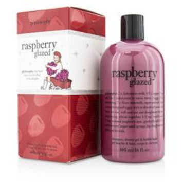 Philosophy Raspberry Glazed Shampoo, Shower Gel & Bubble Bath