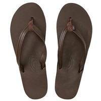 Rainbow Sandals Inc Women Classic Leather Flip Flops
