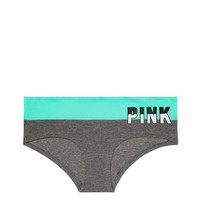 Cotton Basics Hipster Panty - PINK - Victoria's Secret