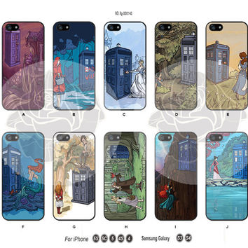 Disney Doctor Who iPhone 5s case, iPhone 5C Case iPhone 5 case, iPhone 4 Case Disney iPhone case Phone case ifg-000148