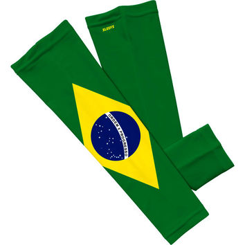 Brazil Arm Sleeve